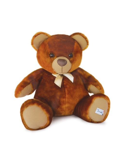 Mailou Tradition - L'OURS MAILOU TRADITION  55 cm - Marron