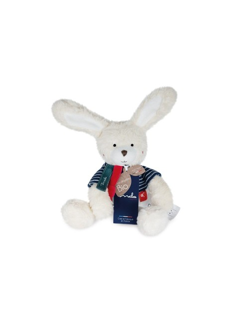 Collection BIO - LAPIN PANTIN 30 CM / COTON BIO